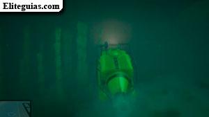 Piezas de submarino