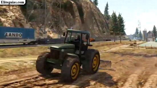 Tractor (Stanley Fieldmaster)