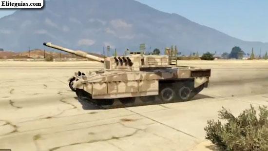 Tanque Rhino