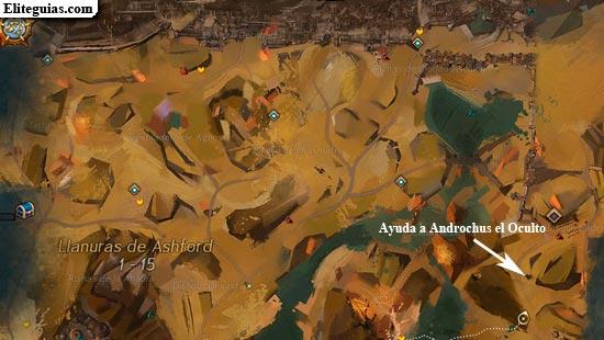 Ayuda a Androchus el Oculto