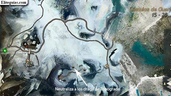 Neutraliza a los draga de Topogrado