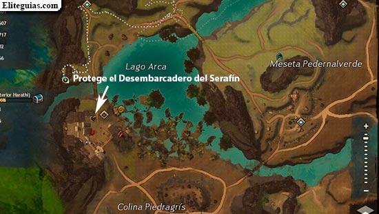 Protege el Desembarcadero del Serafín