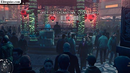El Rey de Chinatown