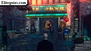 Plaza de Chinatown