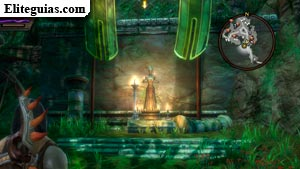 Altar de la Hierofante