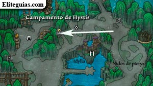 Campamento de Hystis