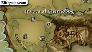 Invoca al Chernobog