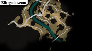 Mapa cristales - Fin del estío