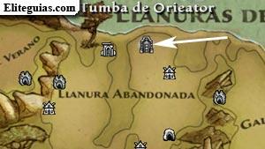 Tumba de Orieator