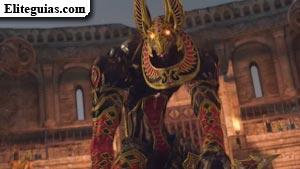 Anubis abisal