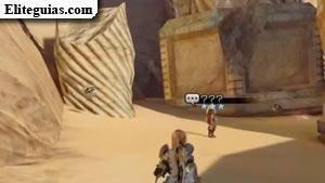 Llave del desierto