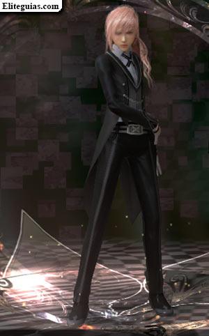 Mayordomo elegante