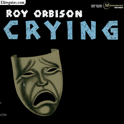 Roy Orbison Crying