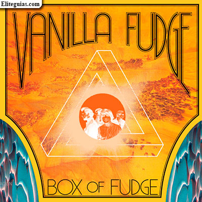 Vanilla Fudge Box of Fudges