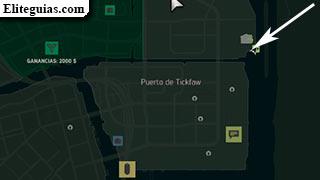 Cuadro 2 (Puerto de Tickfaw)