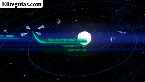 Naves diplomáticas
