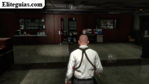 Registro de la prisión