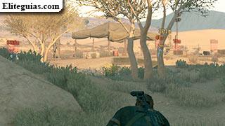 campamento enemigo