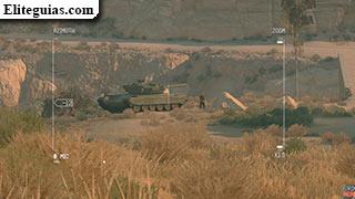 Elimina el tanque 01