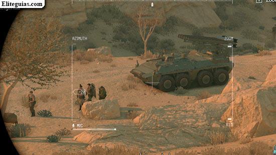 Elimina el vehículo blindado 02