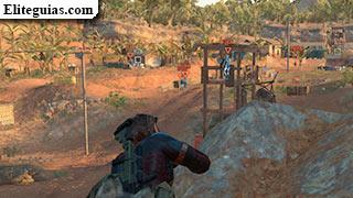exsoldado rebelde de Mbele