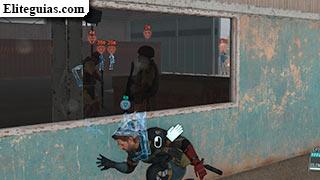 Extracción de prisionero 15