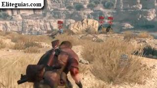 Extrae al soldado altamente capacitado 01