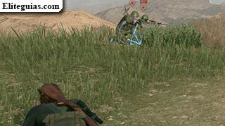 Extrae al soldado altamente capacitado 05