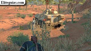 Extrae al soldado altamente capacitado 07