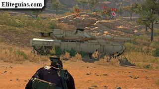 Extrae al soldado altamente capacitado 10