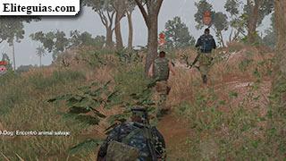Extrae al soldado altamente capacitado 12