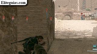 Extrae al soldado altamente capacitado 16