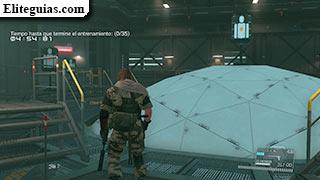 Práctica de tiro al blanco (Plataforma del equipo de inteligencia)