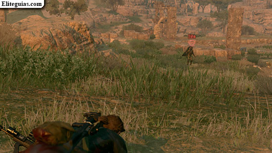 Saca a los soldados deambulantes de la Base Madre 10