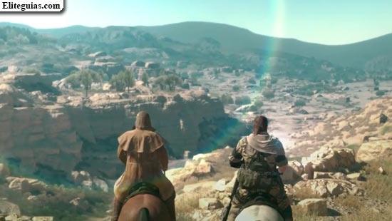 vista del desierto