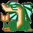 Plesioth verde