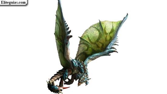 gu237a monster hunter 3 ultimate monstruos grandes