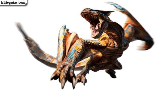 M Tigrex Guía Monster Hunt...