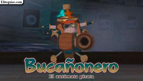 Bucañonero