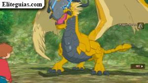 Dragón Áureo