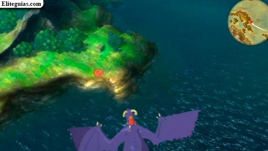 El descubrimiento de la Isla Cacatúa