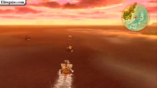 Problemas de piratas