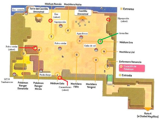 Zona Desierto