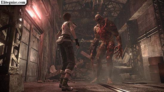 Resident Evil 0 Hd Remaster Fábrica