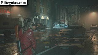calles de Raccoon City