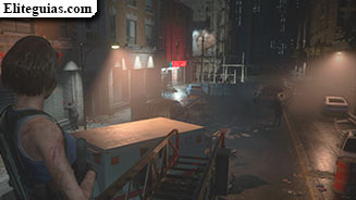 Escapar del centro de Raccoon City