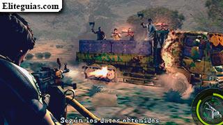 El contenido descargable de Resident Evil 5 ya disponible