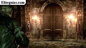 Pasillo del altar