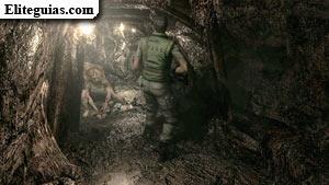 Lisa en los túneles