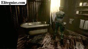 Llave de la habitación 001